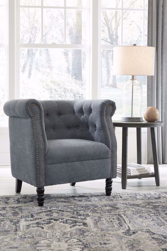 Picture of Jacquelyne Slate Accent Chair