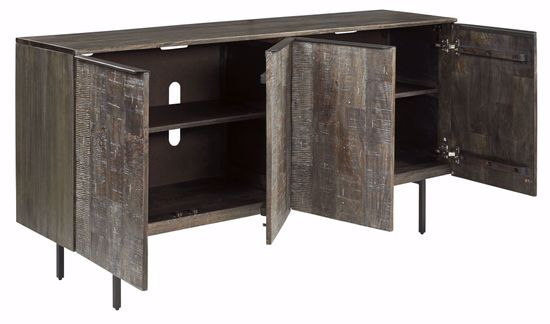 Picture of Graydon Accent Cabinet