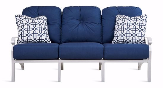 Picture of Cortland Spectrum Indigo Sofa