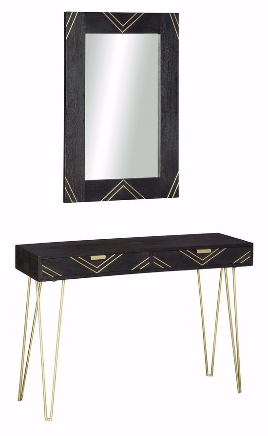 Picture of Coramont Console Table with Mirror