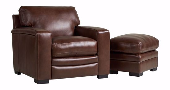 Picture of 3301 Brown Ottoman