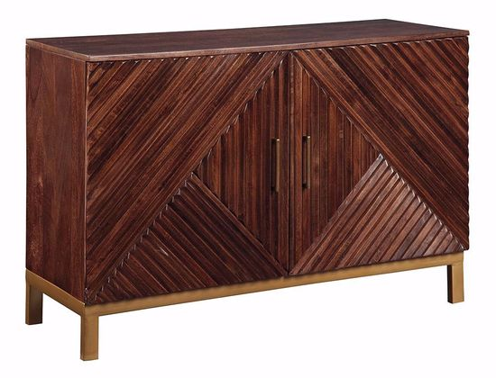 Picture of Forestmin Geometric Cabinet