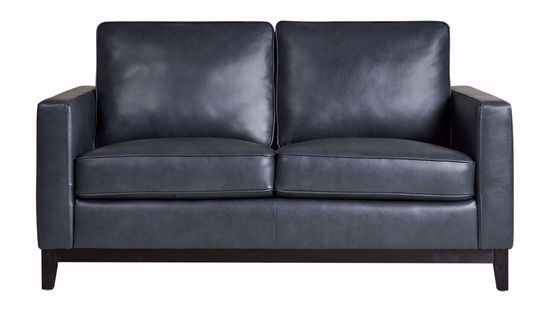 Picture of 5582 Blue Loveseat