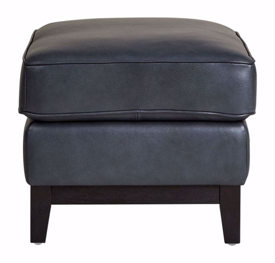 Picture of 5582 Blue Ottoman
