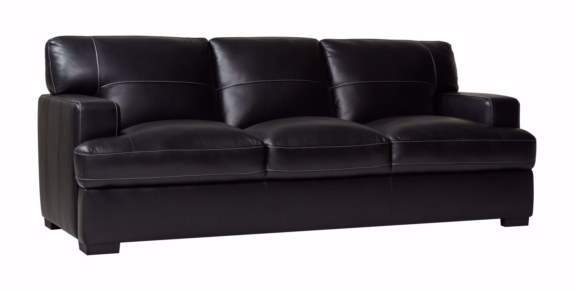 Picture of 3302 Black Sofa
