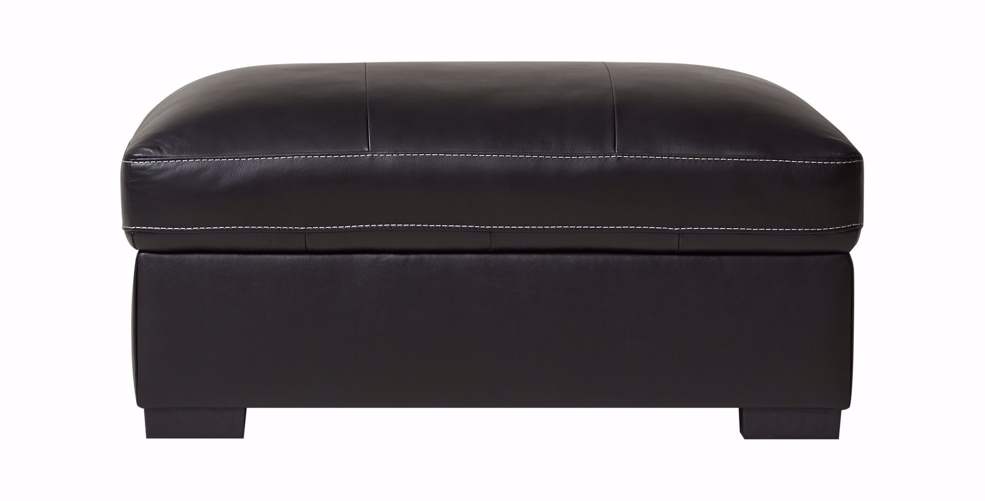 Picture of 3302 Black Ottoman