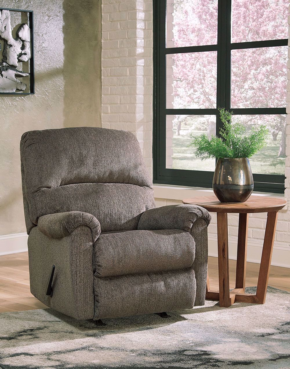 Picture of Dorsten Slate Rocker Recliner