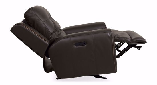 Picture of Wicklow Grey Power Recliner