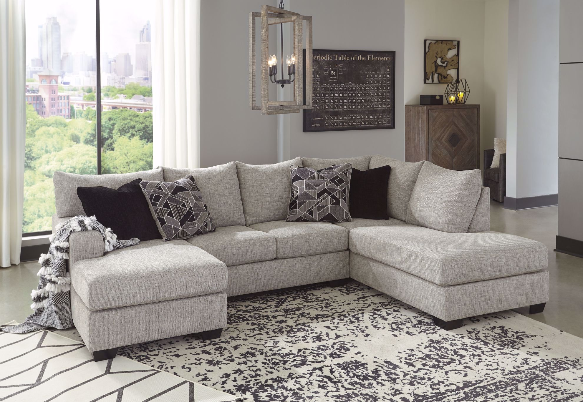 Picture of Megginson Storm 2-Piece Sectional