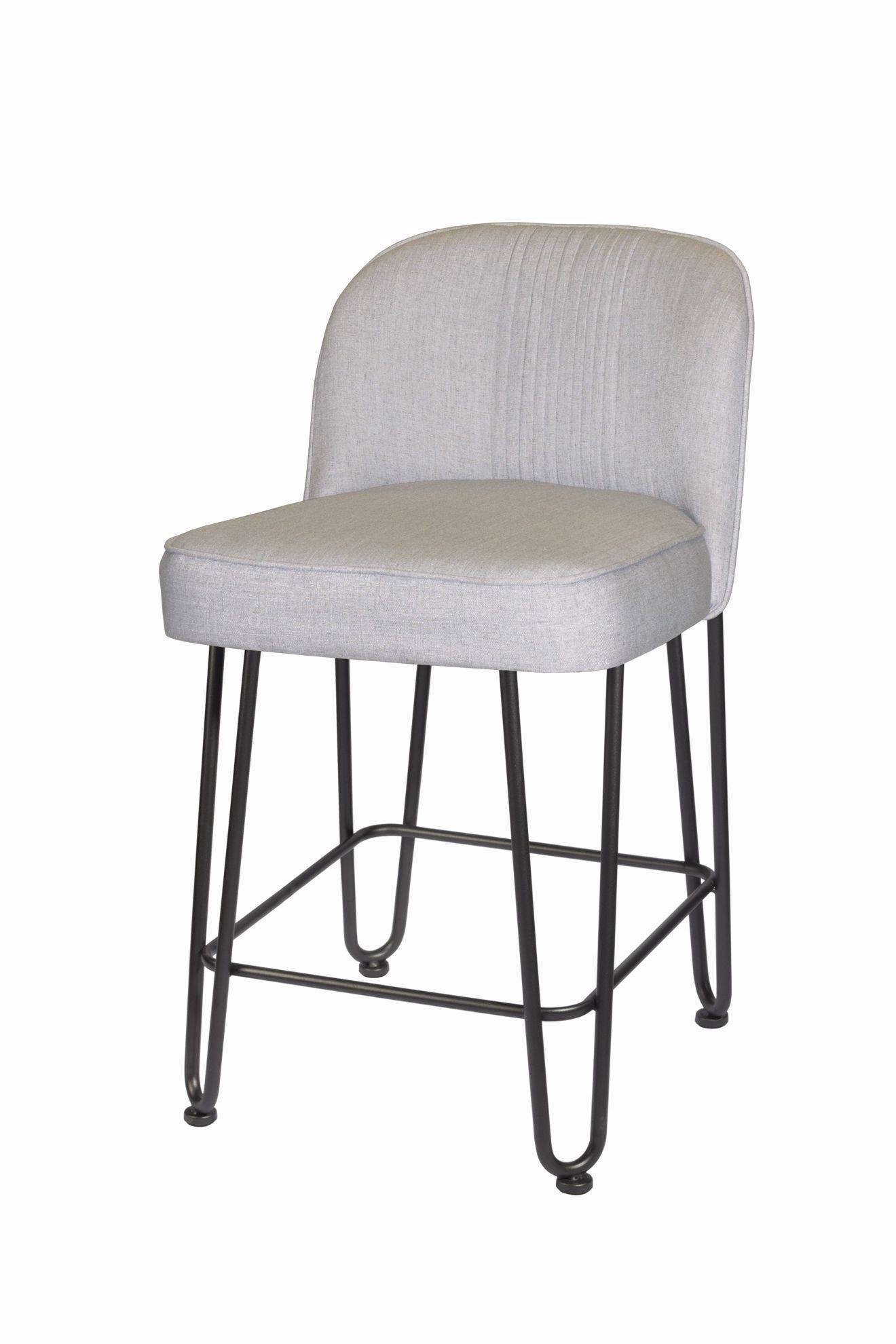 "Picture of Ellen 24"" Upholstered Counter Stool"