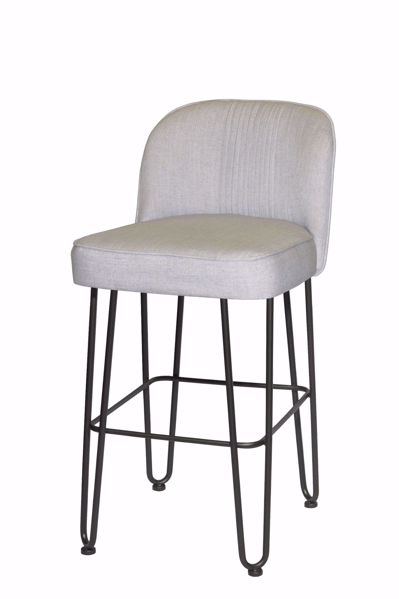 "Picture of Ellen 30"" Upholstered Bar Stool"