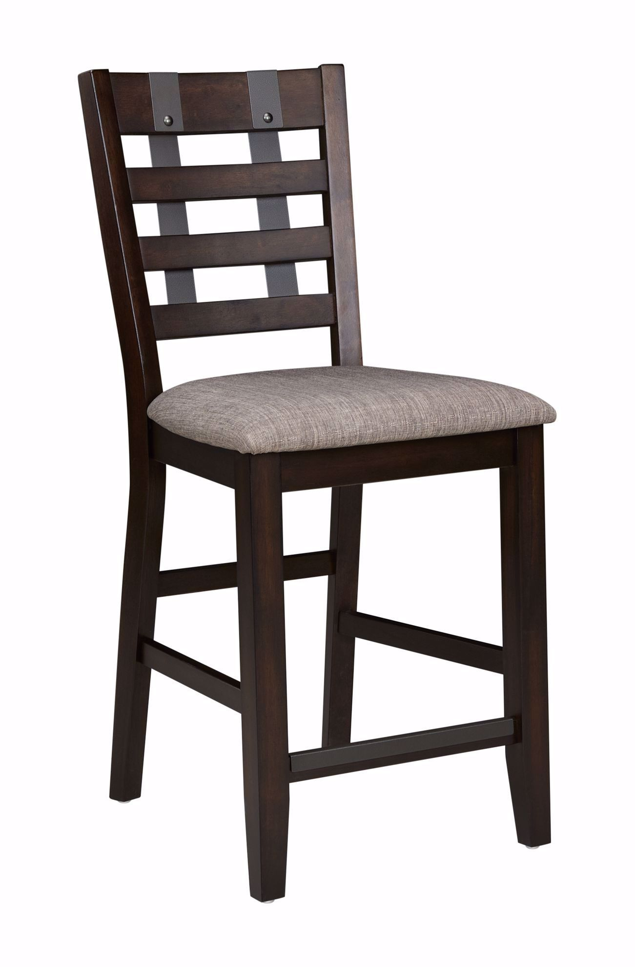 Picture of Astrid Ladder Back Counter Stool
