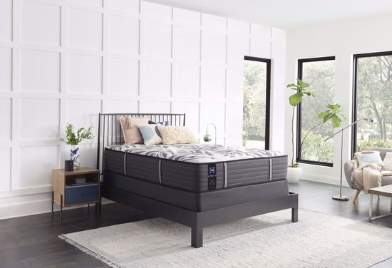 Picture of Sealy Posturepedic Plus Exuberant Firm Twin Mattress Set