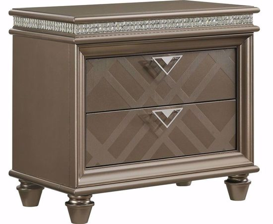 Picture of Cristal Nightstand