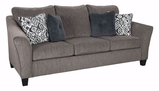 Picture of Nemoli Slate Queen Sofa Sleeper