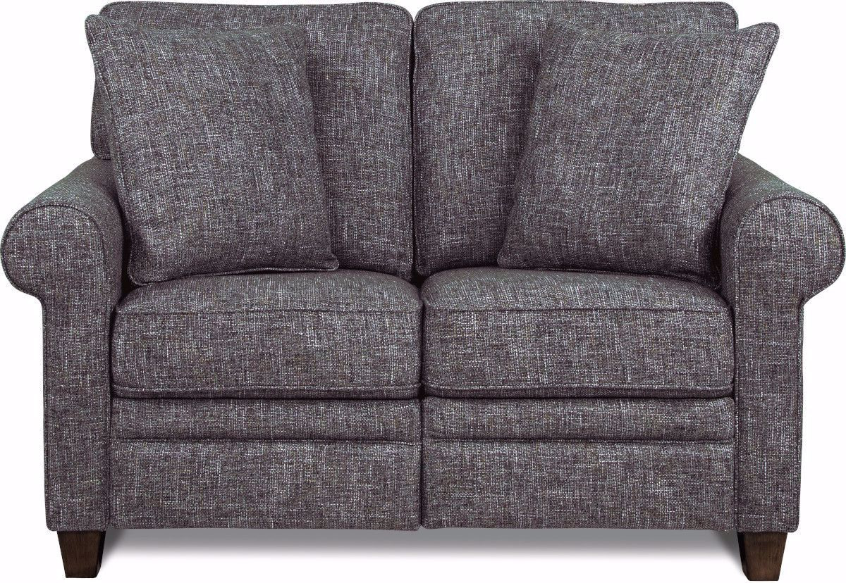 Picture of Colby Charcoal Power Reclining Loveseat