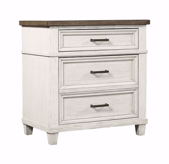 Picture of Caraway 2 Drawer Nightstand