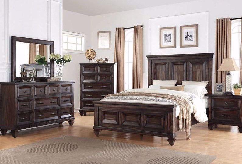 Picture of Sevilla Gray Queen Bedroom Set