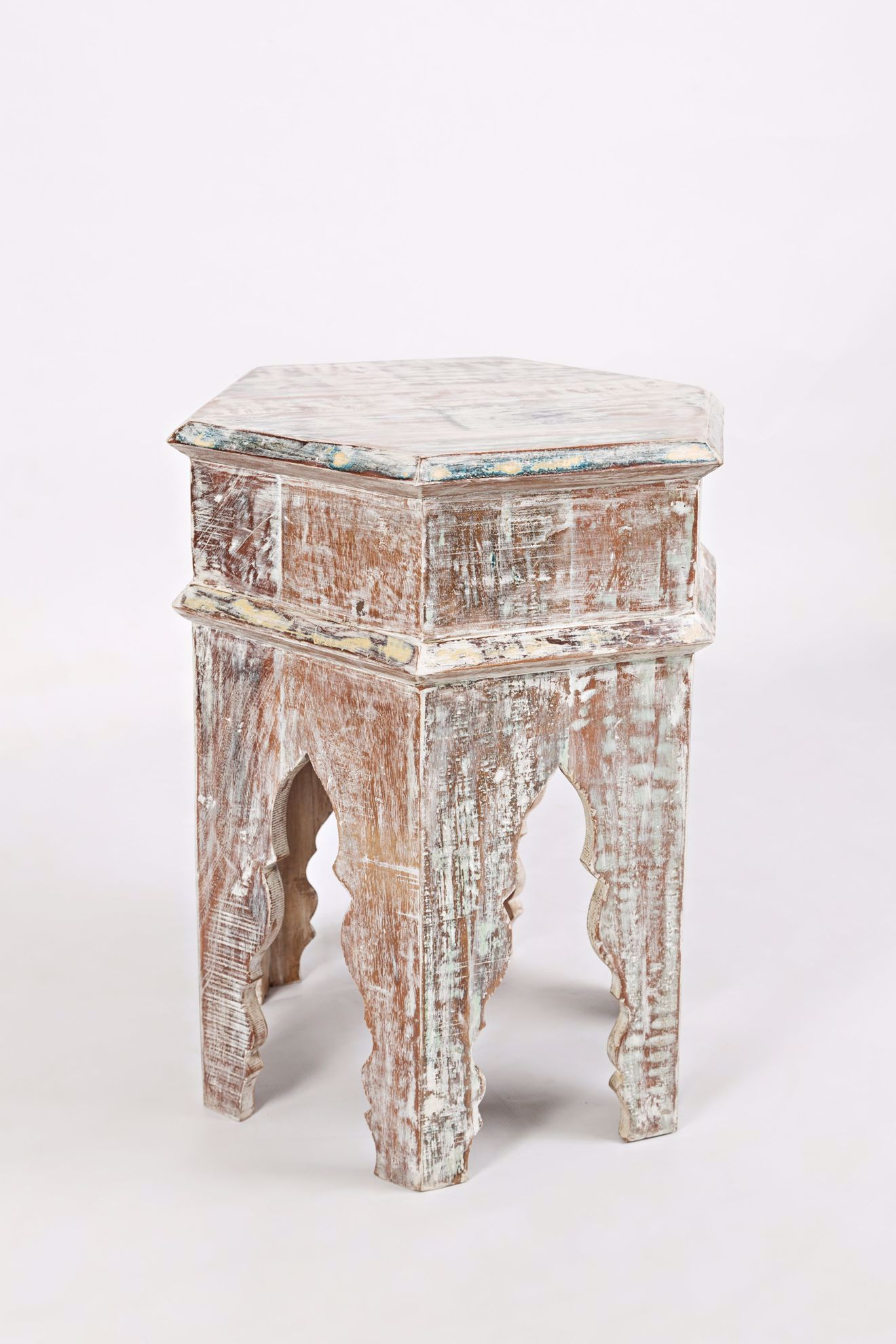 Picture of Global Archive Arabesque Accent Table