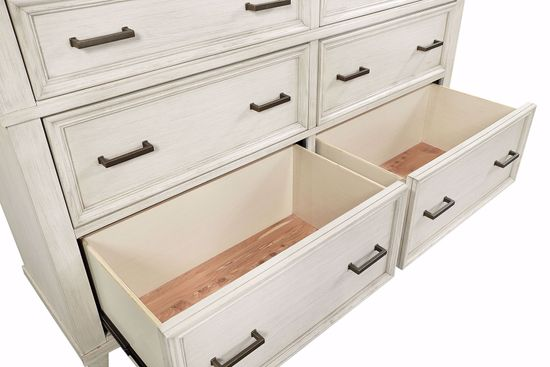 Picture of Caraway 6 Drawer Dresser
