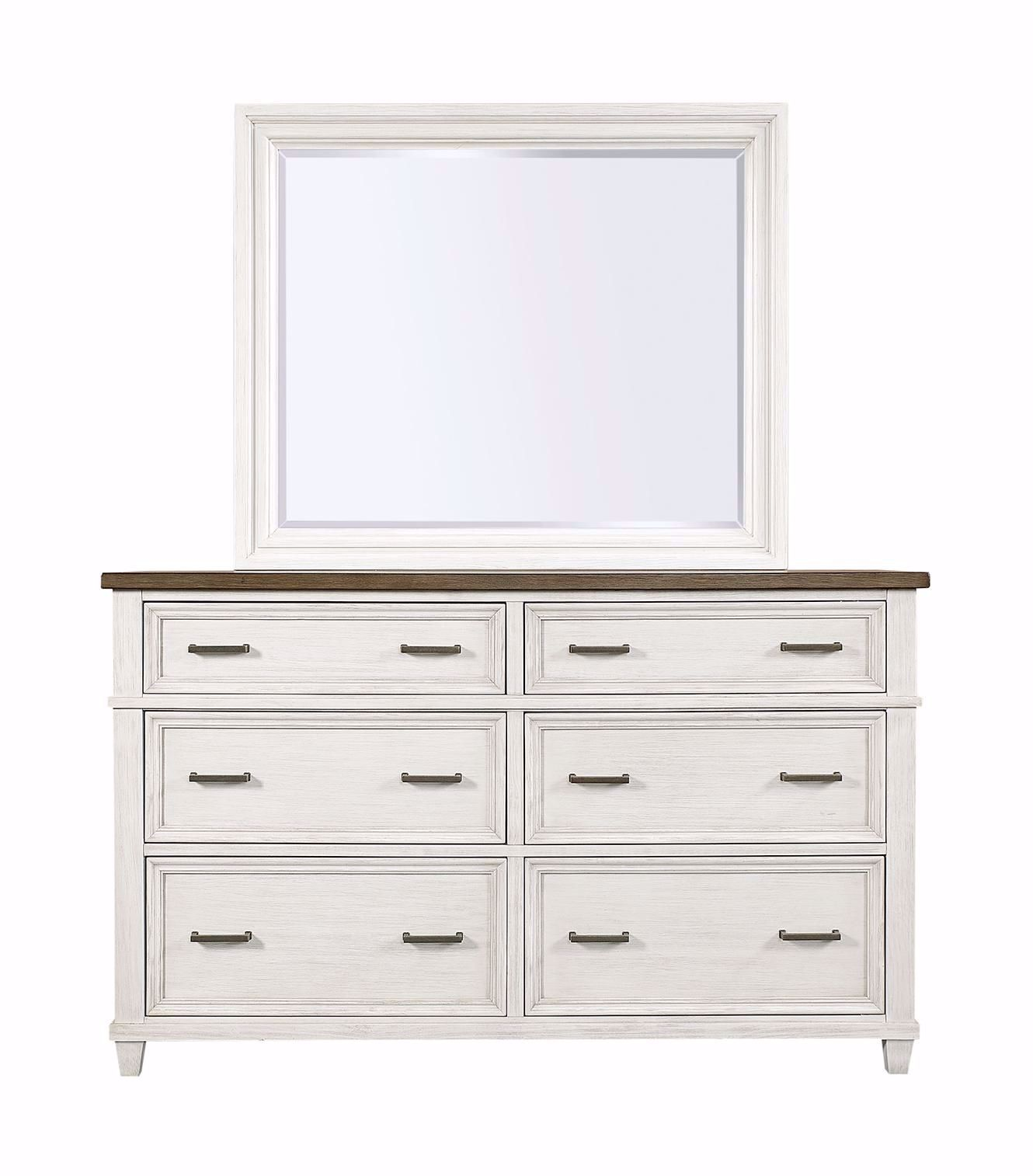 Picture of Caraway Dresser & Mirror