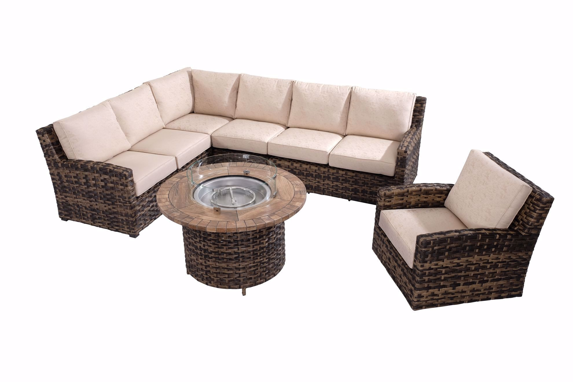 Picture of Sea Isle Patio Sectional
