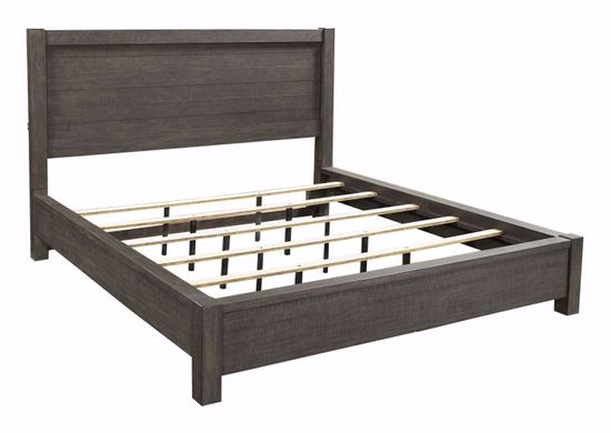 Picture of Mill Creek King Platform Bed