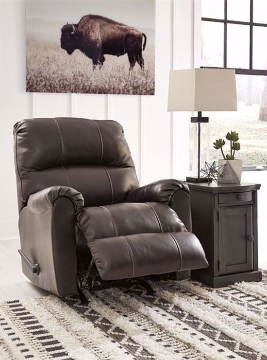 Picture of Hermiston Walnut Rocker Recliner