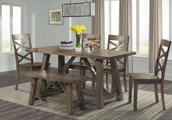 Picture of Renegade 6-Piece Counter Height Dining Set