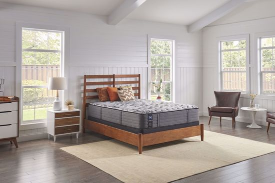 Picture of Sealy Posturepedic Plus Satisfied Plush Twin XL Mattress Set