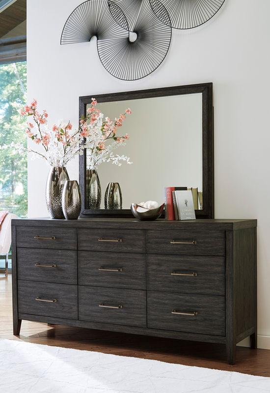 Picture of Bellvern Dresser & Mirror