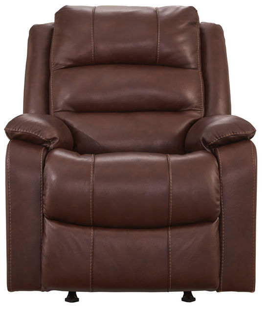 Picture of Wylesburg Mahogany Rocker Recliner