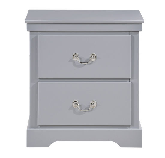 Picture of Lily Grey Nightstand