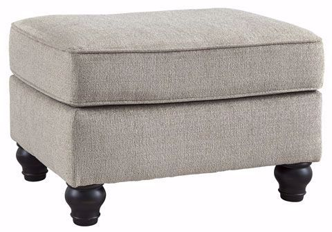 Picture of Benbrook Ash Ottoman