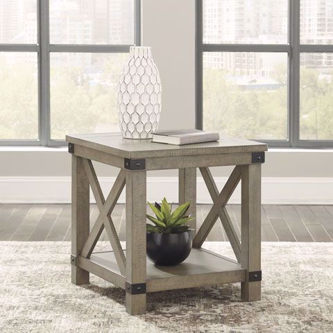 Picture of Aldwin Gray End Table