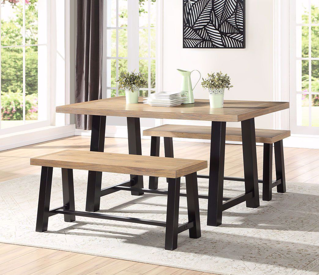Picture of Burnell 3-Piece Dining Set