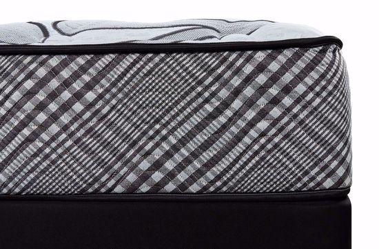 Picture of Restonic Darlington Plush Twin Mattress Set