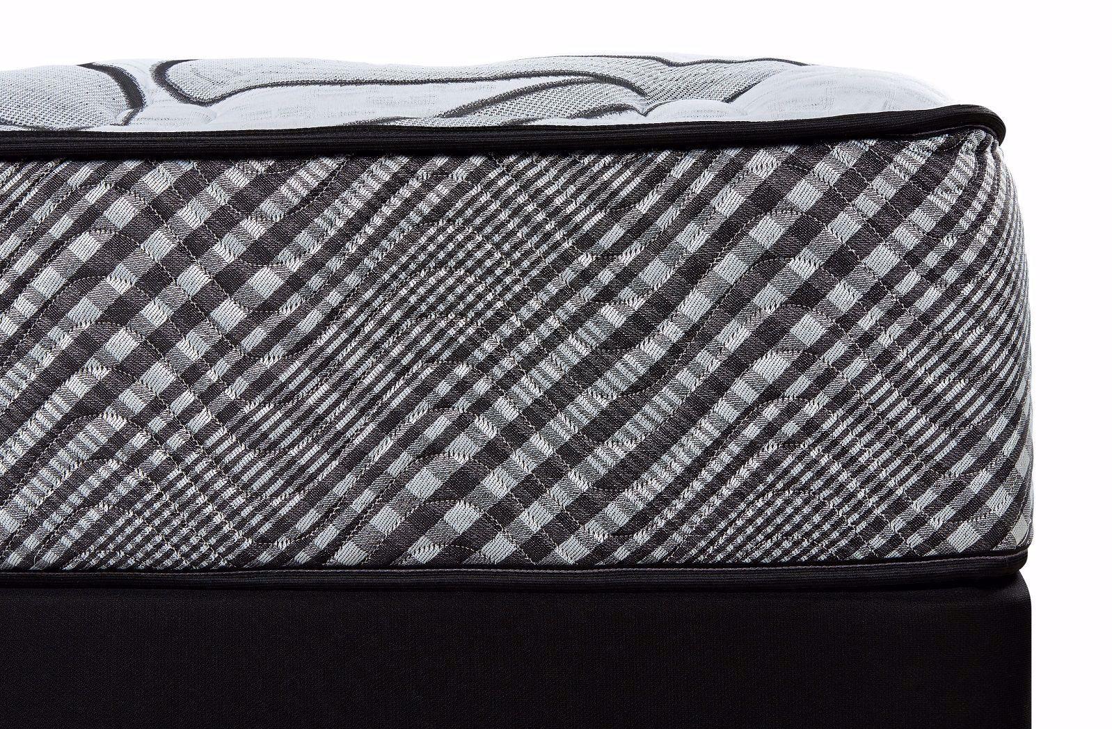 Picture of Restonic Darlington Plush Full Mattress Set