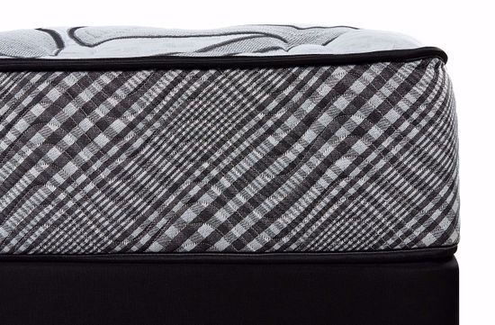 Picture of Restonic Darlington Plush Queen Mattress Set