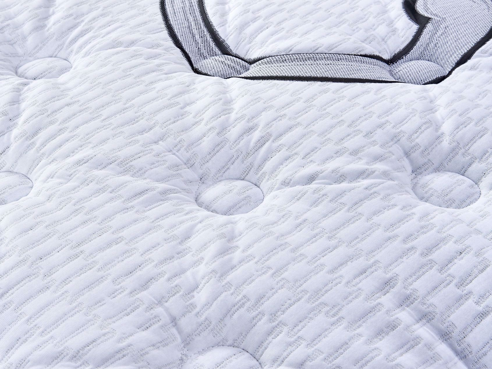 Picture of Restonic Darlington Plush Queen Mattress Set