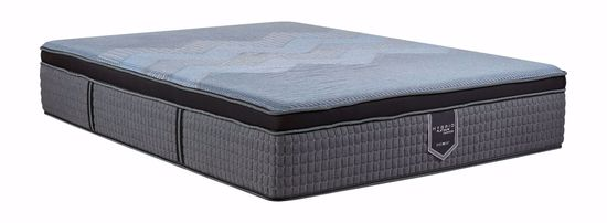 Picture of Restonic Endure Firm EuroTop California King Mattress