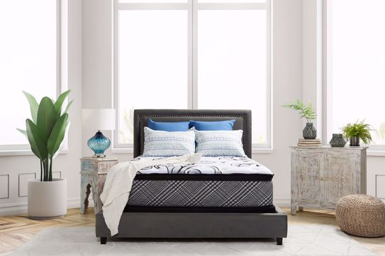 Picture of Restonic Darlington EuroTop Queen Mattress