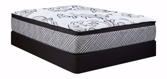 Picture of Restonic Darlington EuroTop Full Mattress Set