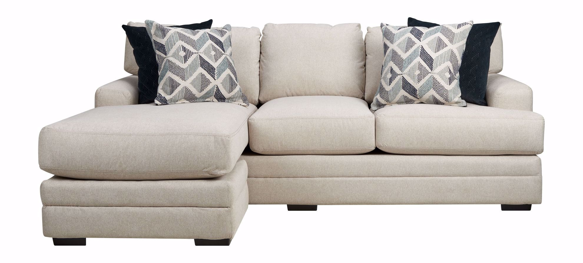 Picture of Laken Cream Sofa Chaise