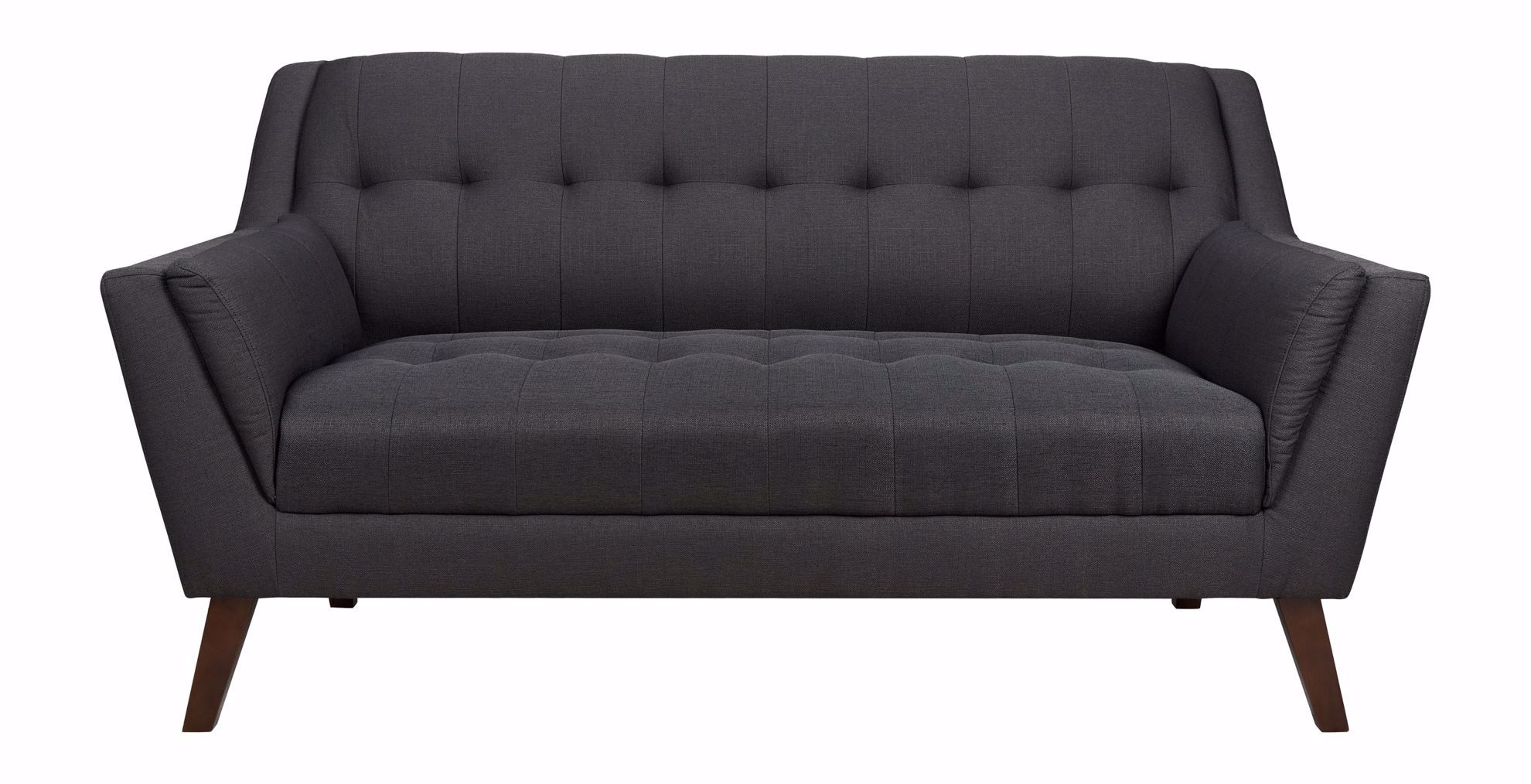Picture of Binetti Gray Loveseat