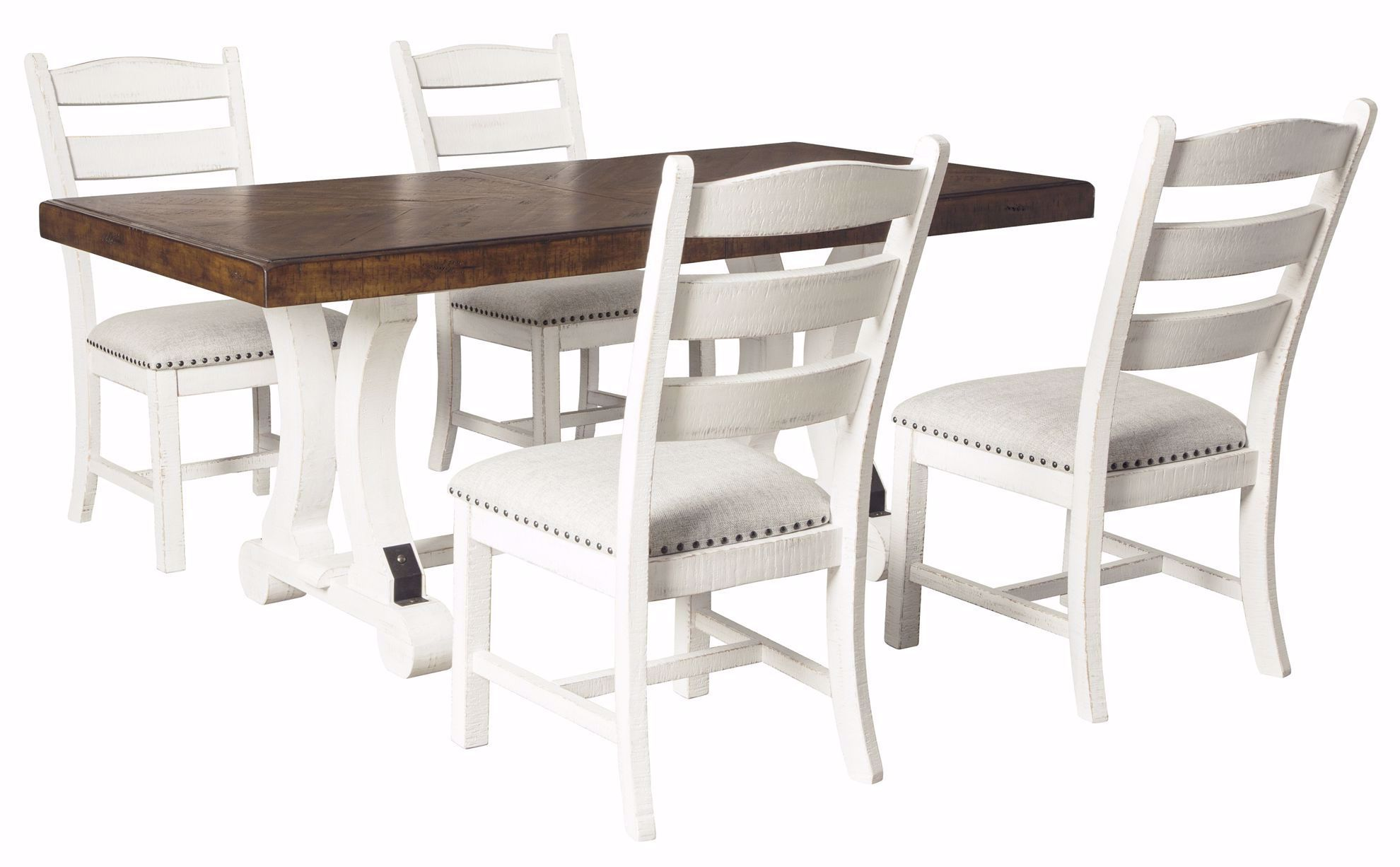 Picture of Valebeck Dining Table & 4 Chairs