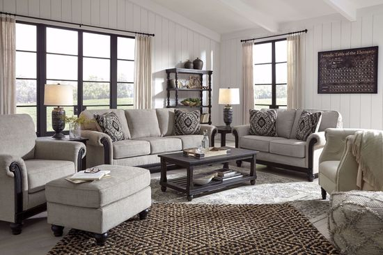 Picture of Benbrook Ash Loveseat