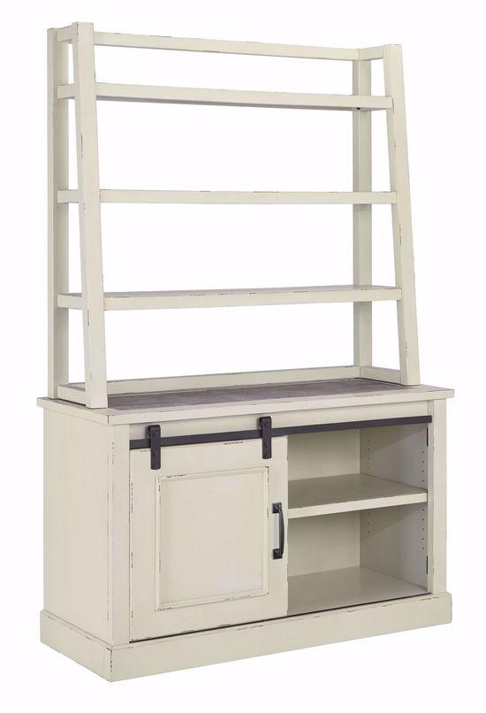 Picture of Jonileen Office Tall Desk Hutch