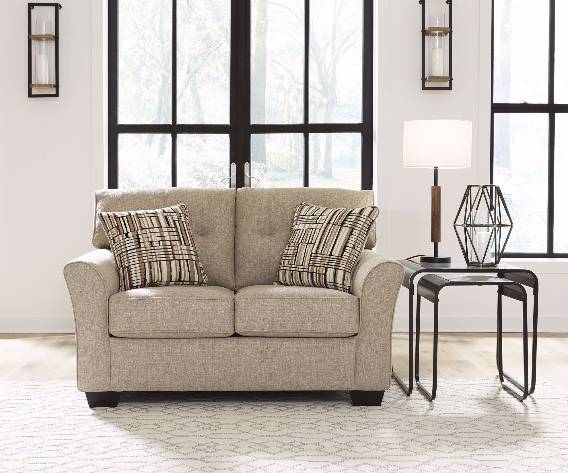 Picture of Ardmead Putty Loveseat