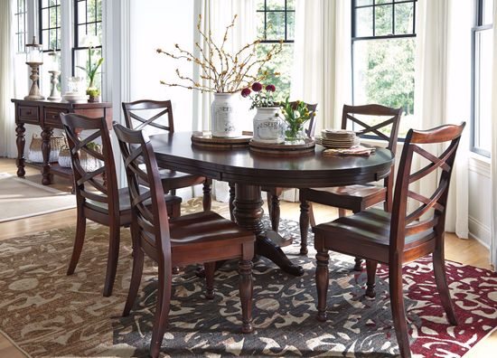 Picture of Porter Table & 6 Chairs